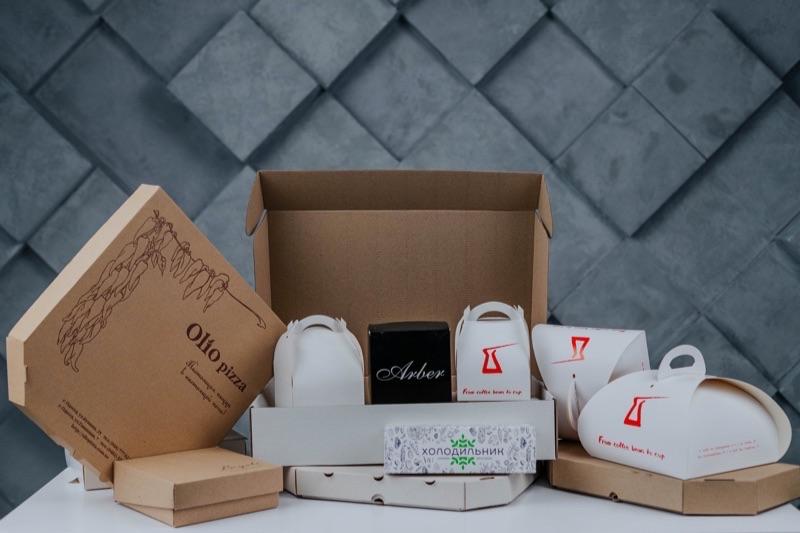 Коробки та коробочки